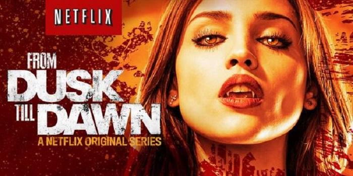 From Dusk til Dawn - Netflix TV series review