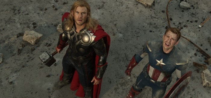 Netflix UK film review: Avengers Assemble