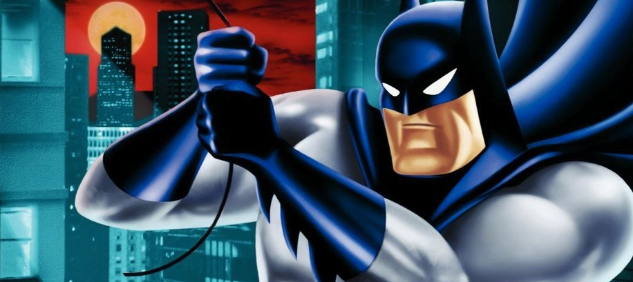 Batman animated series - watch online on Amazon