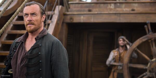 Michael Bay's pirate TV show Black Sails heads to Amazon Prime Instant Video