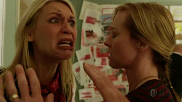 Why Homeland Is Brilliant Reason 1: Carrie's Face