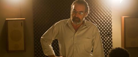 Why Homeland Is Brilliant Reason 2: Saul's Beard