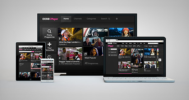 BBC launches new iPlayer