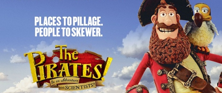 Aardman pirates watch online UK