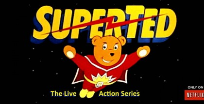 superted netflix logo