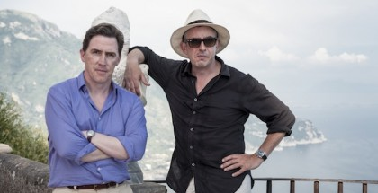 Interview The Trip to Italy - Rob Brydon, Steve Coogan
