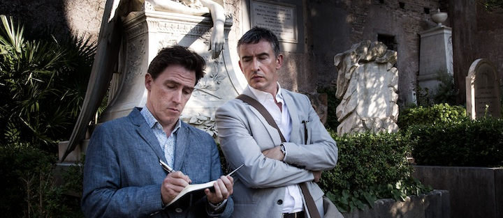 The Trip to Italy - Rob Brydon, Steve Coogan interview