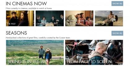 Curzon Home Cinema new