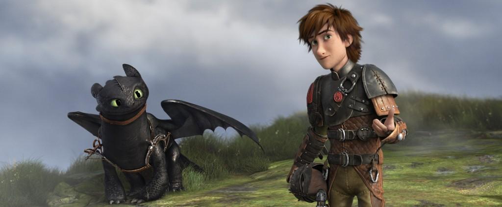 Dreamworks Dragons spin-off Netflix