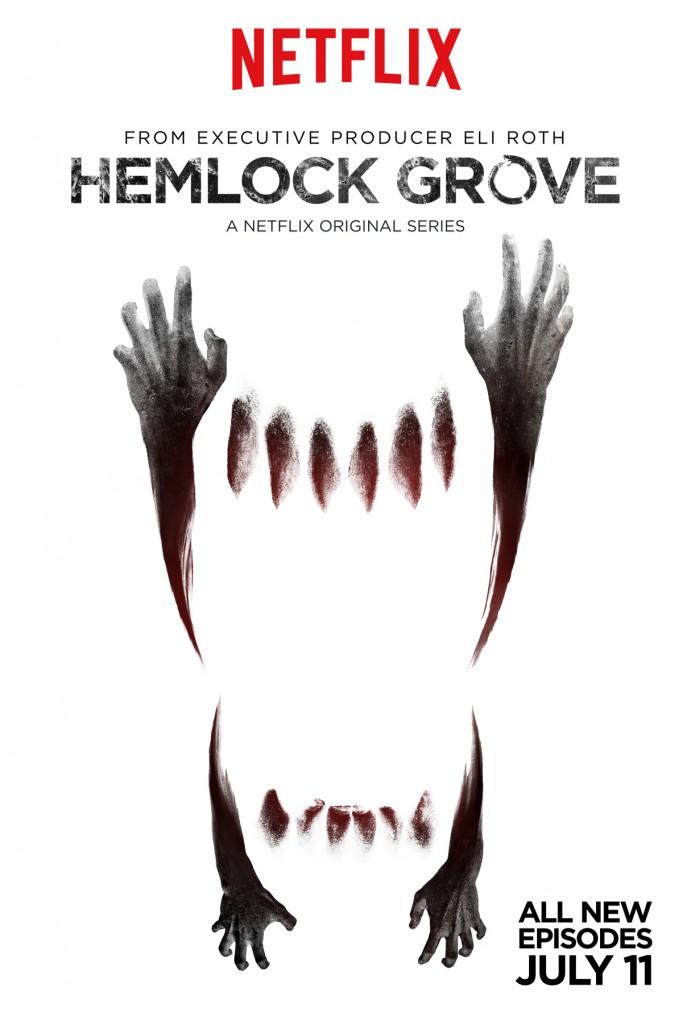 Hemlock Grove Season 2 artwork