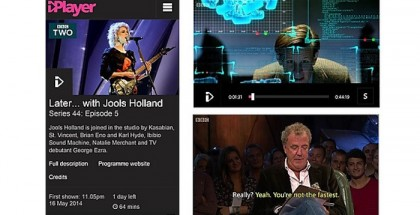 New iplayer windows phone 2