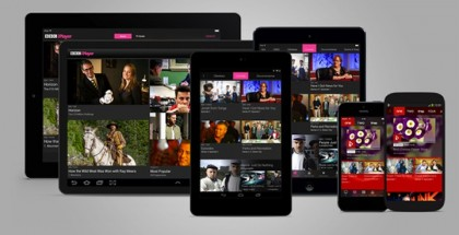 new BBC iplayer ios Android