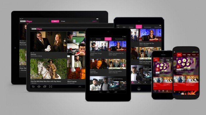 BBC iPlayer updates iOS and Android apps