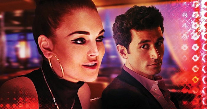 The Canyons film review - video on demand