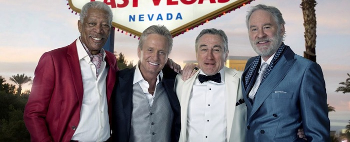 Netflix UK film review: Last Vegas