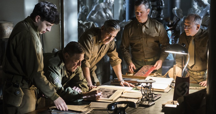 VOD film review: The Monuments Men