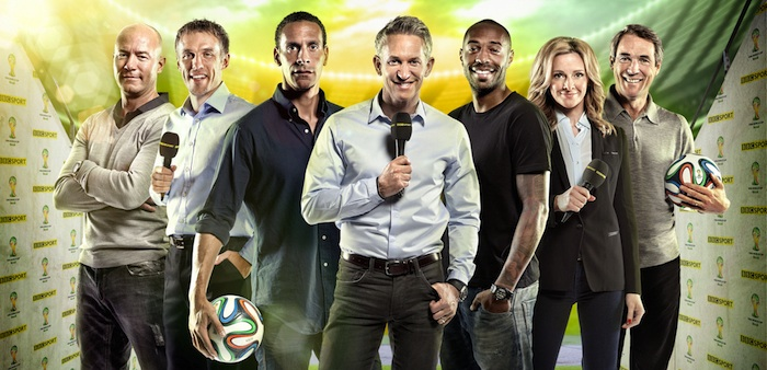 World Cup 2014 BBC iPlayer