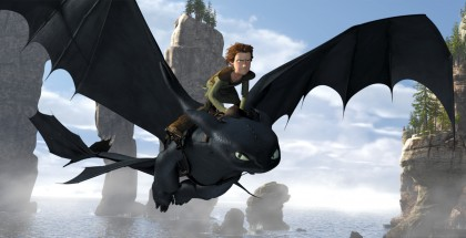 How to Train Your Dragon watch online UK