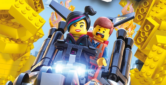 LEGO Movie Blu-ray review