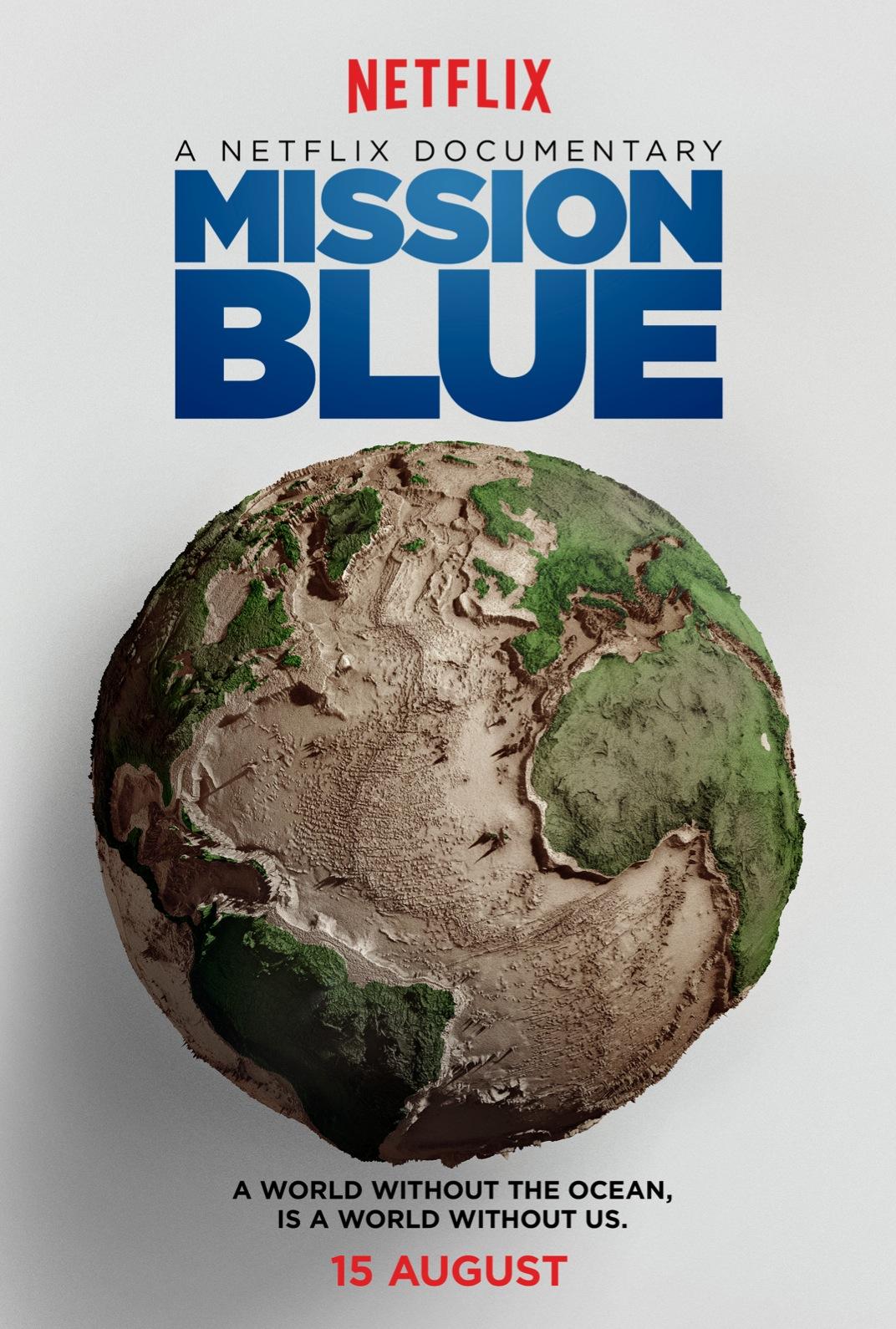 Mission Blue Netflix documentary
