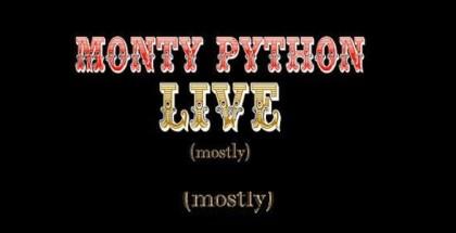 monty python live logo