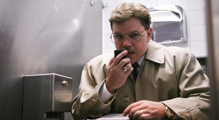 The Informant Matt Damon - watch online