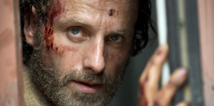 Where can I watch The Walking Dead online legally in the UK?
