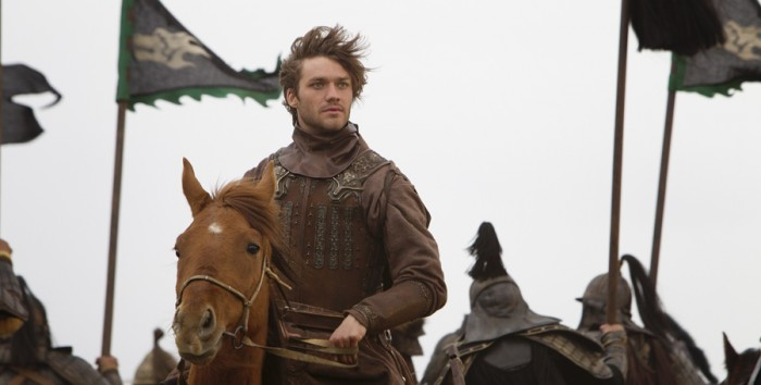 First look: Netflix Marco Polo images (released on 12th December)