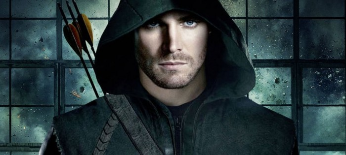 Where can I watch Arrow online in the UK legally?