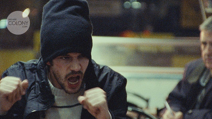 Short film review: BEAT (starring Ben Whishaw)