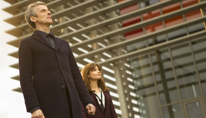 TV review: Doctor Who Season 8, Episode 5 (Time Heist)