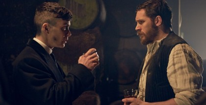 Peaky Blinders Season 2 interview