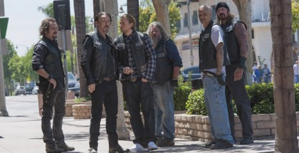 Sons of Anarchy Season 7 UK VOD