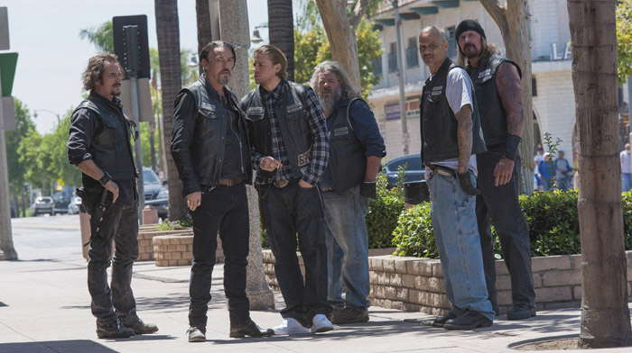 UK VOD TV review: Sons of Anarchy Season 7, Episode 11 (Suits of Woe)