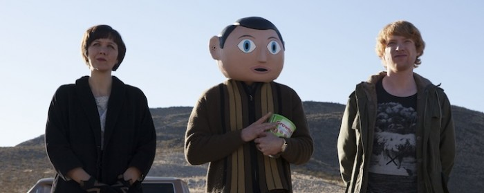 Interview: Lenny Abrahamson (Frank)