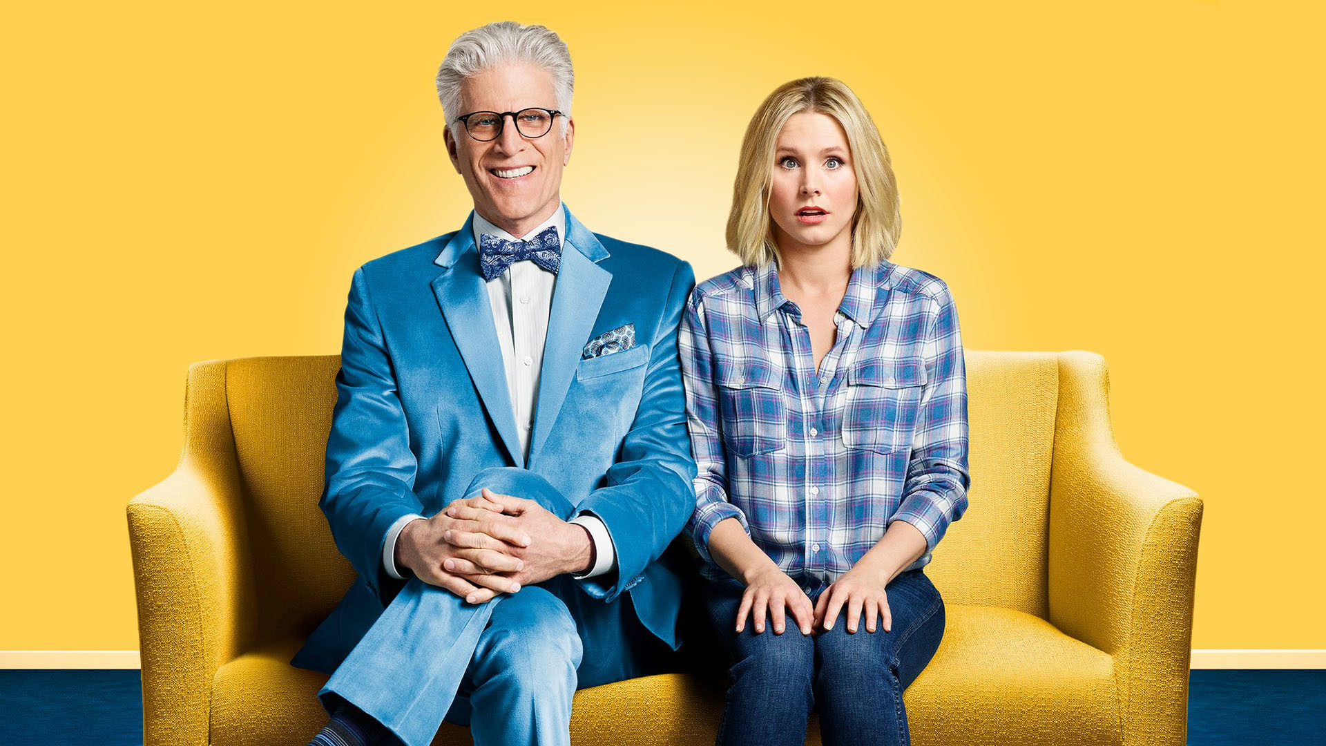 Why you should be watching The Good Place on Netflix UK