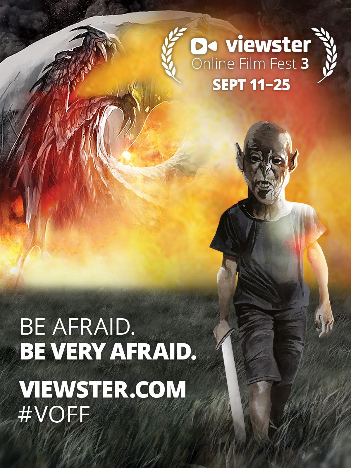 viewster online film festival poster
