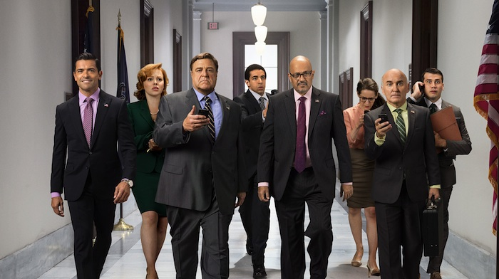 First look Amazon TV review: Alpha House Season 2