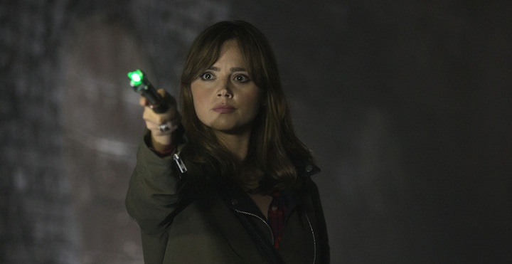 Doctor Who Clara Flatline