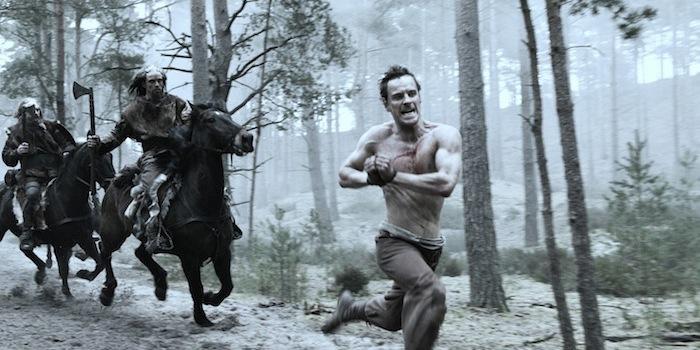 Netflix UK film review: Centurion