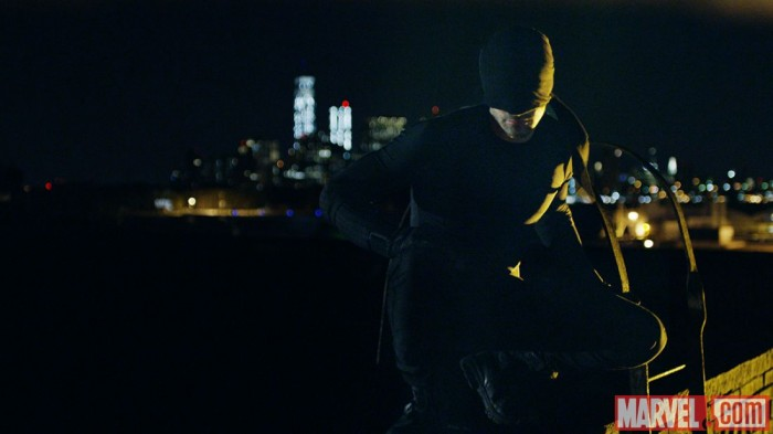 First official photos from Netflix's Daredevil released – including costume