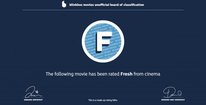 fresh from cinema blinkbox