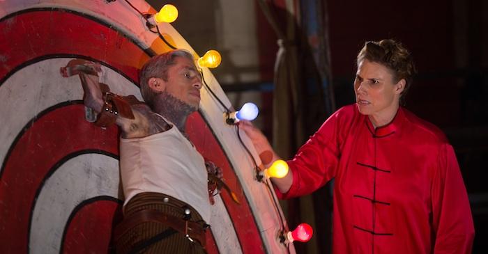 VOD TV review: American Horror Story: Freak Show Episode 6 (Bullseye)