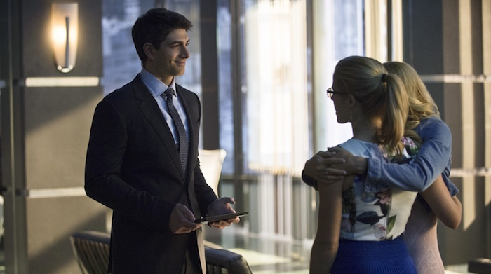 VOD TV recap: Arrow Season 3, Episode 5 (The Secret Origin of Felicity Smoak)