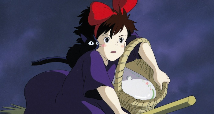 Auteur for hire: The 'real' world of Kiki's Delivery Service