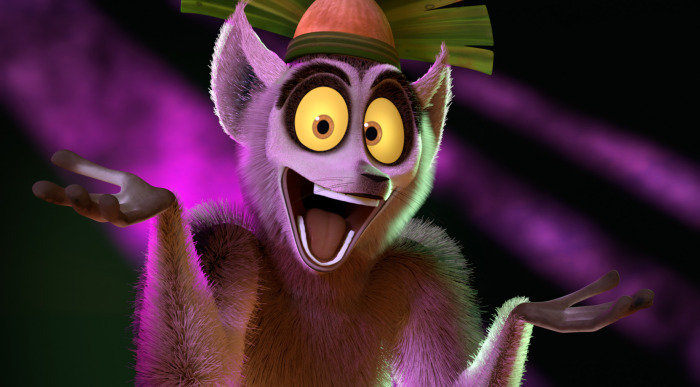 Madagascar spin-off series All Hail King Julien lands on Netflix UK this December