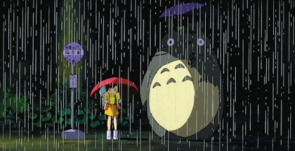 My Neighbour Totoro (© 1988 Nibariki – G)