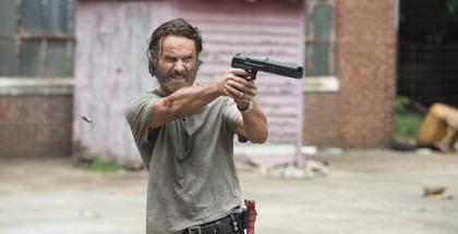 TWD Season 5 Rick