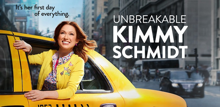 Netflix unleashes trailer for Unbreakable Kimmy Schmidt