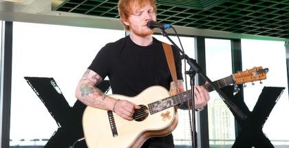 Ed Sheeran Amazon gig